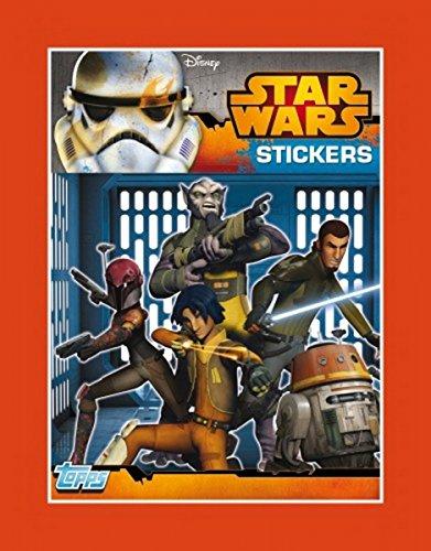 Star Wars Rebels Sticker 1 Booster [Import allemand]