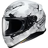 Casque de moto intégral Shoei NXR Ruts TC 6 - Blanc