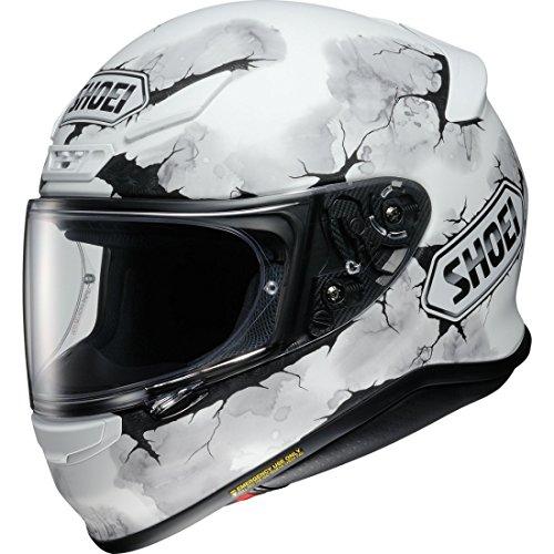 Shoei Casco Moto Nxr Ruts Tc-6 Blanco (Xs, Blanco)