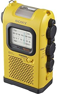 Sony Emergency Weather Band Radio (Discontinued by Manufacturer)