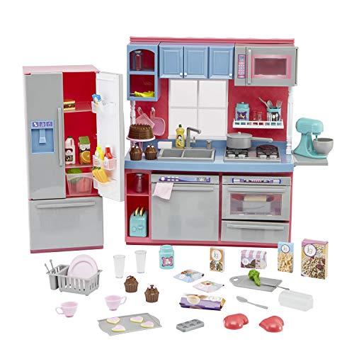 Journey Girls Deluxe Gourmet Kitchen & Baking Set - Amazon Exclusive, Multi-color