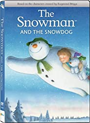 The Snowman and the Snow Dog Children's Book
