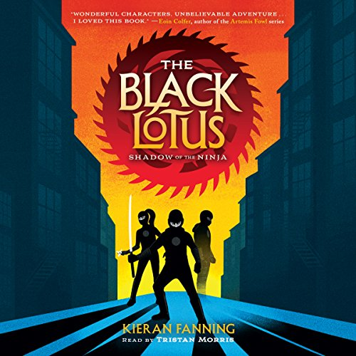 The Black Lotus audiobook cover art