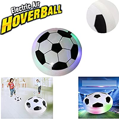 Cheap Air Football Games Hover Ball Toys Novelty Gifts Light