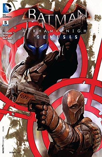 Batman: Arkham Knight - Genesis (2015-2016) #5 (Batman: Arkham Knight Genesis (2015-)) (English Edition)