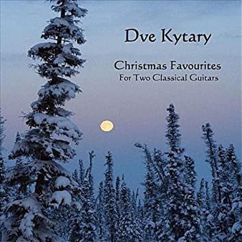 Christmas Favourites for Two Classical Guitars