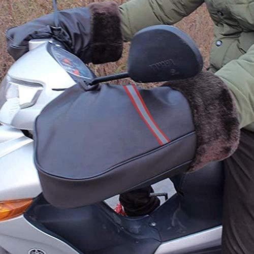 Samber Leggings stuur, stuur motorhandschoenen warme winddichte winter handschoen