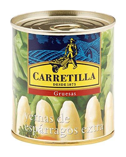 Carretilla Yemas de Espárragos Extra Gruesas, 205g