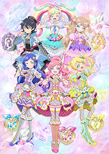 【Amazon.co.jp限定】キラッとプリ☆チャン(シーズン2) Blu-ray BOX-1(特典:ブロマイド3枚セット)