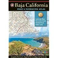 Baja California Road & Recreation Atlas (Benchmark)
