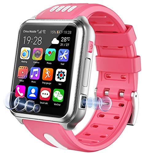 XWZ Smartwatch Wristwatch Smart Watch Child Smart 4G GPS Kid Student Music Camera Wristwatch Monitor...