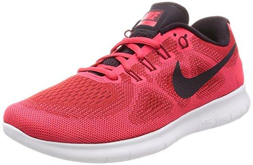 Nike Damen WMNS Free RN 2017 Laufschuhe, Rot (University Red/Port Wine/solar Red/Light Thistle), 40.5 EU