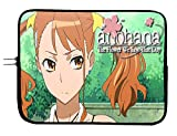 Anohana Anime Laptop Sleeve Bag 11 Inch Tablet & Computer Case Bag - Conveniently Transport Your Laptop/Tablet in Style - Fits Laptops & Tablets 11.6 Inch Anime Bag