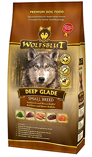 Wolfsblut Deep Glade Small Breed, 1er Pack (1 x 2 kilograms)