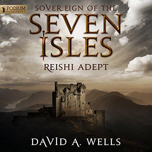 Reishi Adept audiobook cover art