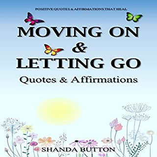 Moving On & Letting Go cover art