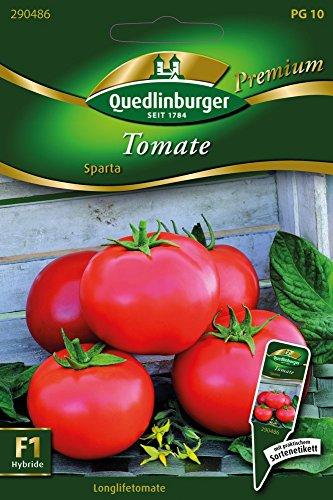 Tomaten Sparta von Quedlinburger Saatgut
