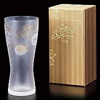 鳥獣戯画ビアグラスプレミアムニッポンテイストシリーズBeer Glass of Choju-giga