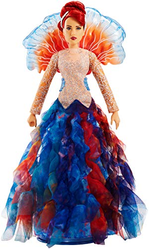 AQUAMAN Royal Gown MERA Doll 1