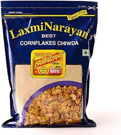 Laxminarayan CornFlakes Chiwda - 500gm