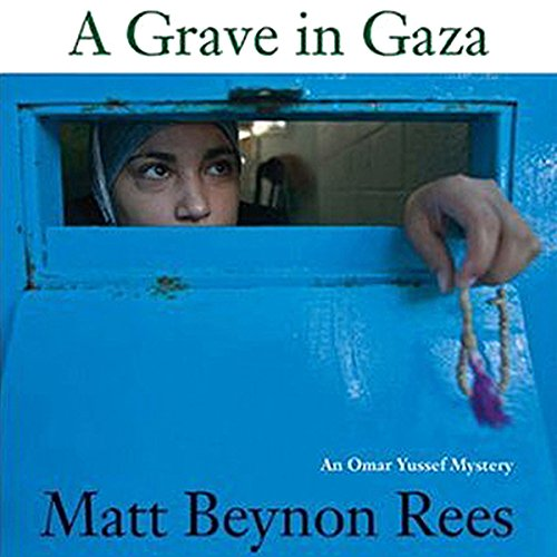 A Grave in Gaza audiobook cover art
