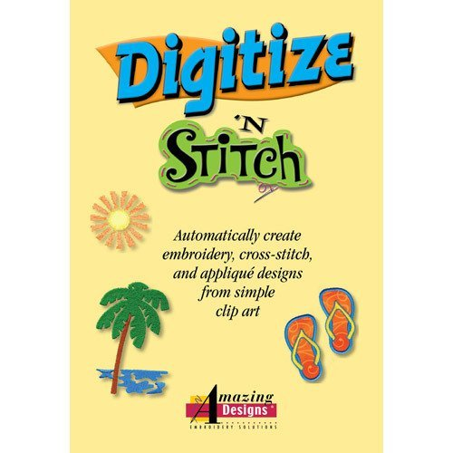 Amazing Designs Digitize N Stitch...