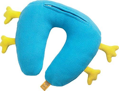 Go Travel Almohada cervical lavable para niños (Ref 2690) (azul)