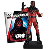 Collezione Hero Collector WWE Championship | Kane with Magazine Issue 35 by Eaglemoss