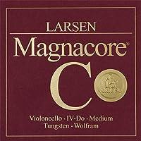 LARSEN MAGNACORE ARIOSO Cuerda 4ェ C (DO) Violoncello Medium 4/4 Tungsten/Wolfram