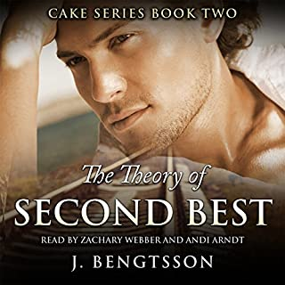 The Theory of Second Best     Cake Series, Book 2              Auteur(s):                                                                                                                                 J. Bengtsson                               Narrateur(s):                                                                                                                                 Zachary Webber,                                                                                        Andi Arndt                      Durée: 10 h et 5 min     1 évaluation     Au global 5,0