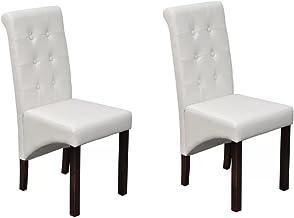 : chaise capitonnée