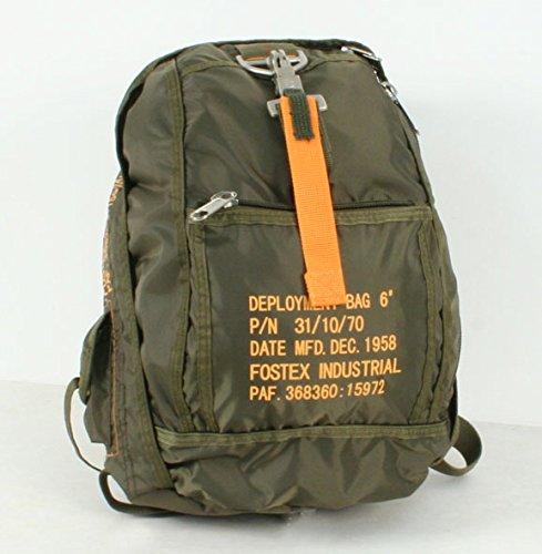 Mil-Tec Bag Deployment Bag Olivo 605