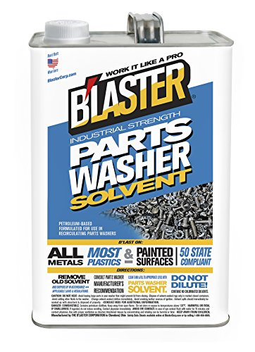 B laster 128-PWS-4PK Industrial Strength Parts Washer Solvent - Case of 4