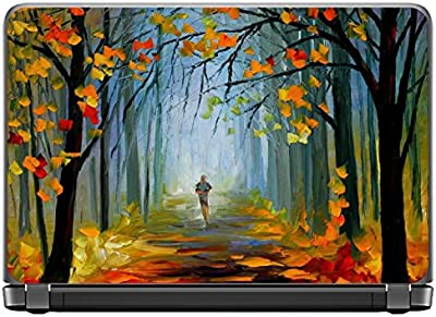 Impression Wall Decor Painting Laptop Sticker