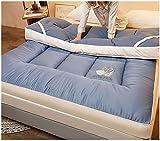 LLLZM Japn Tatami Suelo Futn Colchn, colchn Plegable para Dormitorio de Estudiantes, colchn de Suelo Tipo futn, Plegable Respirable Cmodo Colchn Sleeping Pad