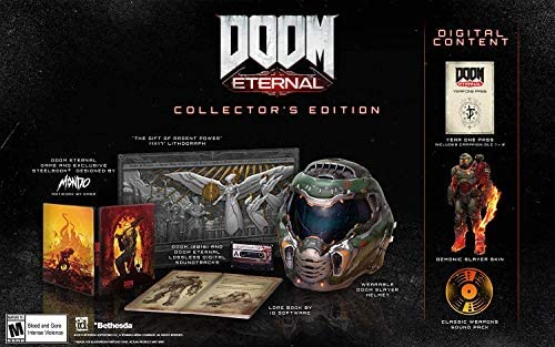 DOOM Eternal Collector s Edition PlayStation 4 product image
