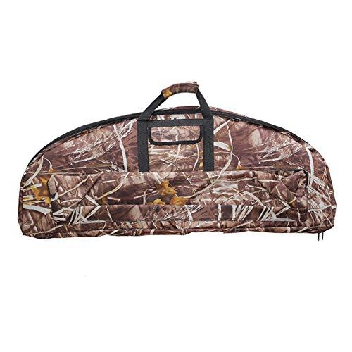 Walmeck- Compoundbogen Tasche Bow Carry Rucksack Handtasche Jagd Compoundbogenschießen Fall