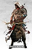 Notebook: Bayek Of Siwa Assassins Creed Origins , Journal for Writing, College Ruled Size 6' x 9',...