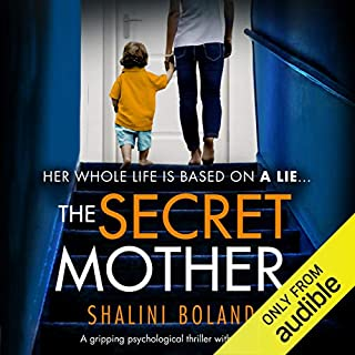 The Secret Mother audiobook cover art
