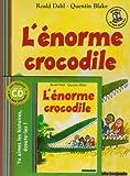L'énorme crocodile - Gallimard Jeunesse - 23/02/2006