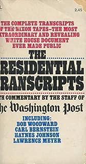 The Presidential Transcripts