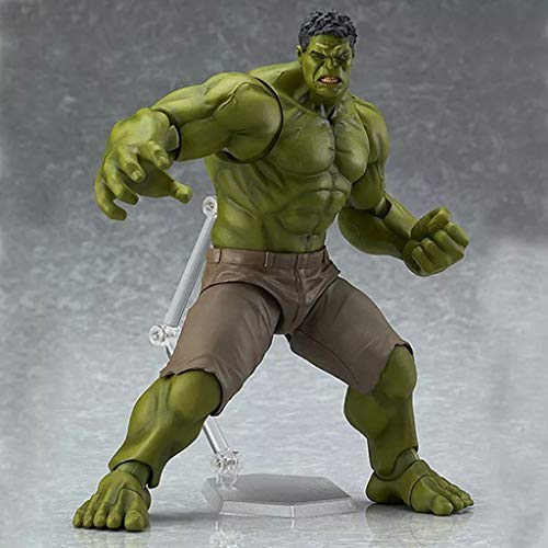 Cylficl Statue Hulk Spielzeug-Modell Spiel Anime Crafts Decoration Movable Realistic Character