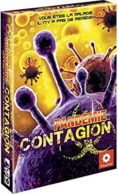 Asmodee - Jeu De Societe - Pandemie