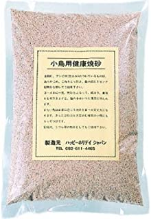 TPS小鳥用健康焼き砂2KG おまとめセット【6個】