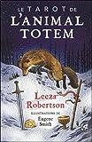 Coffret Le tarot de l'animal totem - Contient : 78 cartes et 1 livre