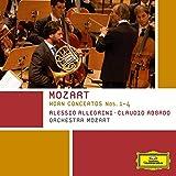 Mozart: Horn Concerto Nr.1-4, KV.412, KV.417, KV.447, KV.495 - Alessio Allegrini