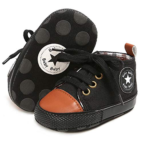 Oshkosh Shoes Infant Boy Canvas Low Top