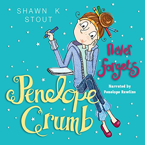 Penelope Crumb Never Forgets audiobook cover art