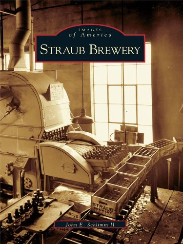 Straub Brewery (Images of America) (English Edition)