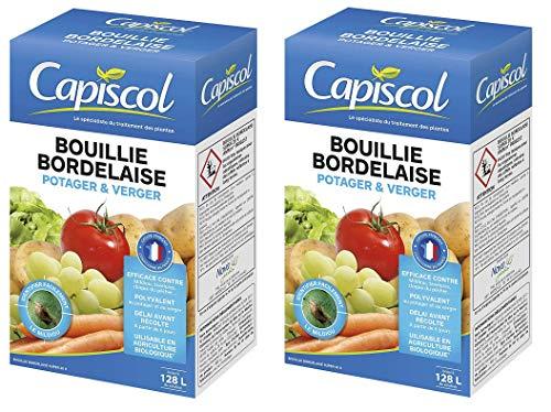 CAPISCOL - Bouillie BORDELAISE 1KG600 - Utilisable en Agriculture Biologique - BB20800
